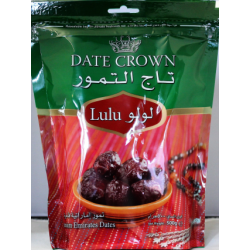 CROWN Dadlar Lulu 500g