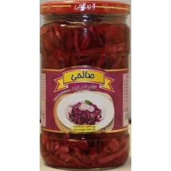 SALEHI Röd Vitkål pickles 650g