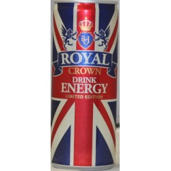 ROYAL ENERGY DRINK 250 ML