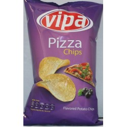 Vipa Salted Potato Pizza Chips 140g