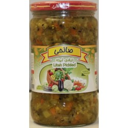 SALEHI Liteh Pickles 650g